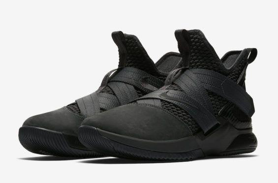 free shipping 8409c 8a2b9 Release Date  Nike LeBron Soldier 12 SFG Zero Dark Thirty