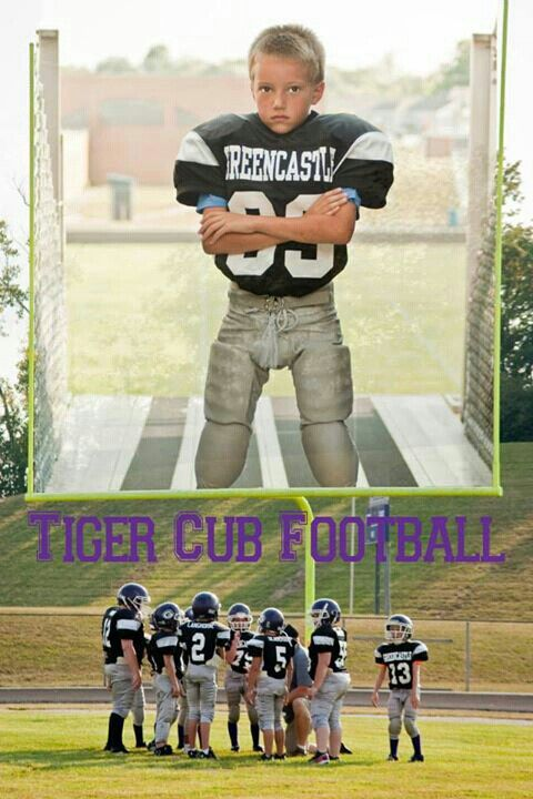 Youth Football picture idea...