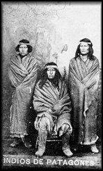 indios patagones