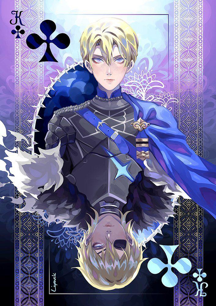 Dimitri Fire Emblem Fire Emblem Characters Fire Emblem Fates