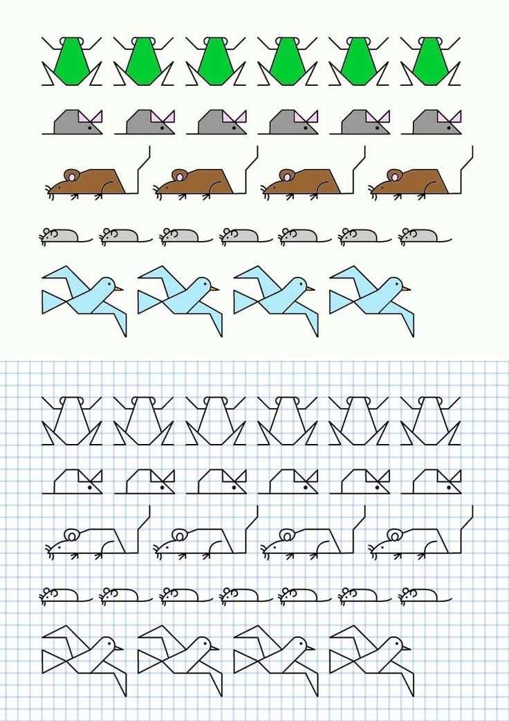 cornicette animali - Google Search