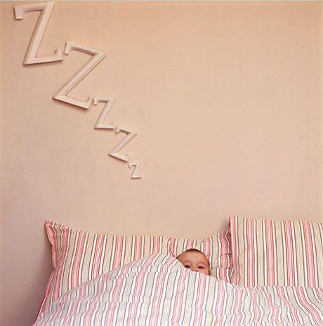 Algunas ideas para decorar con letras | Decorar tu casa es facilisimo.com