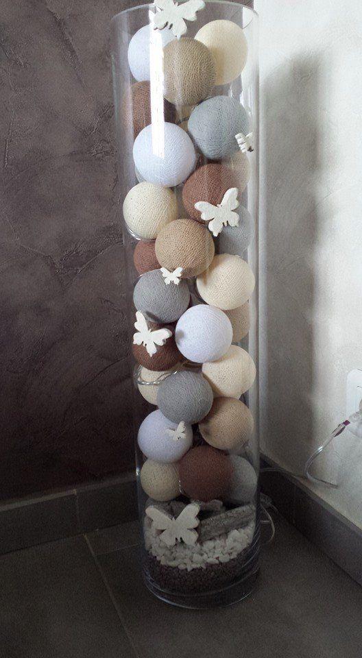 wonderful guirlande boule lumineuse deco 3 guirlande lumineuse boule exterieur id e d co. Black Bedroom Furniture Sets. Home Design Ideas