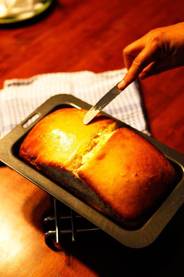 Maori bread - potatoes