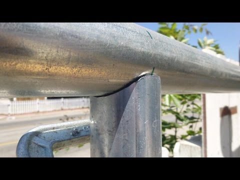 Making Perfect Pipe Saddle Cuts With a Bandsaw or Chopsaw | Welding