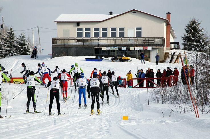 Coop Mouski Centre de plein air près de Rimouski www.tourismer-rimouski.org