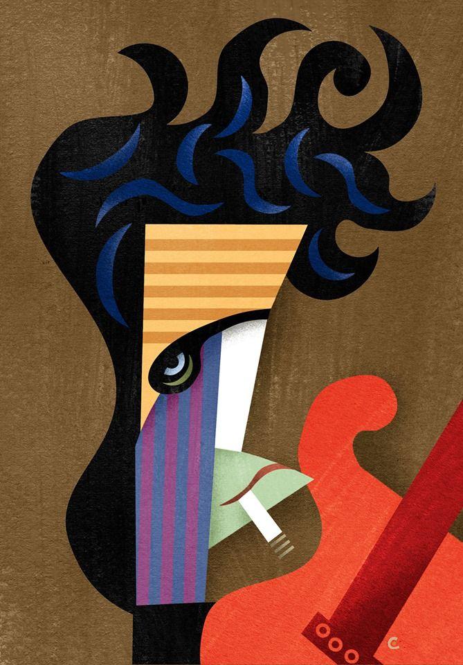 Mejores 521 imágenes de David Cowles\'s Caricatures en Pinterest ...