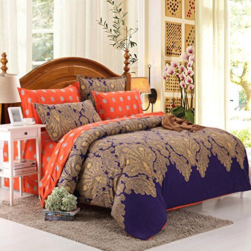 FADFAY Boho Bedding Bohemian Duvet Covers Queen King Size Quilt Cover FADFAY http://www.amazon.co.uk/dp/B0144EFTT4/ref=cm_sw_r_pi_dp_invCwb0P92KN9