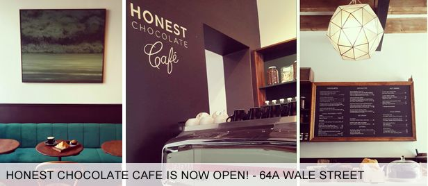 Honest Chocolate. Cafe in Wale St. Shops Woodstock and Wale. Raw organic chocolate, Cape Town, South Africa | Honest Chocolate