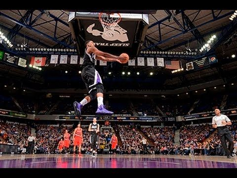 Rudy Gay Erupts for Season High 40-Points  • Check out my site: (http://slapdoghoops.blogspot.ca ).   • Like my Facebook Page: https://www.facebook.com/slapdoghoops • Follow me on Twitter: https://twitter.com/slapdoghoops • Add my Google+ Plus Page to your Circles: https://plus.google.com/+SlapdoghoopsBlogspot/posts • For any business or professional inquiries, connect with me on LinkedIn: http://ca.linkedin.com/in/slapdoghoops/
