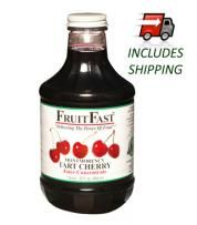 FruitFast Tart Cherry Juice by Brownwood Acres