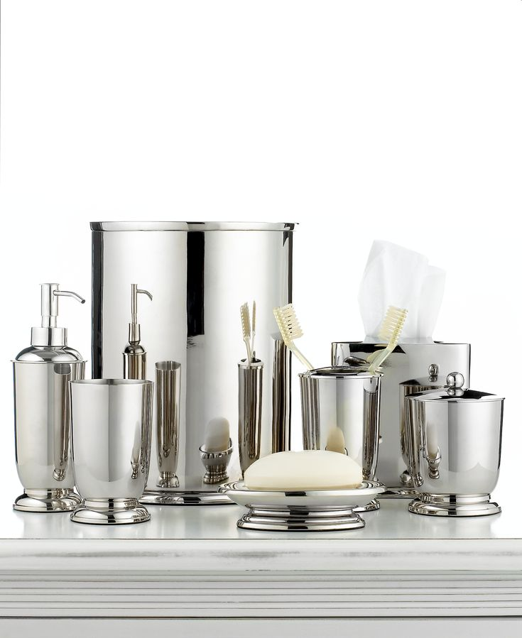 1000 Ideas About Bathroom Accessories Sets On Pinterest