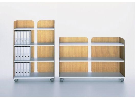 ATM - Mobile shelves by Vitra, Jasper Morrison