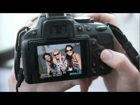 Photographing People with a Nikon D5100 - Tips