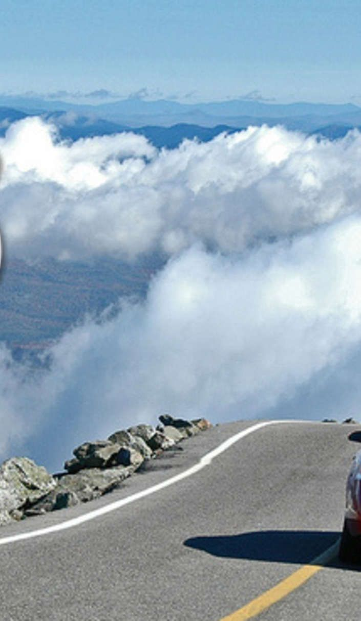 Tackle the drive to New England's highest peak on Mt. Washington Auto Road