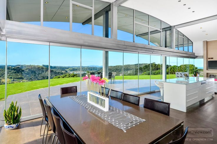 Now that's what you call a room with a view!