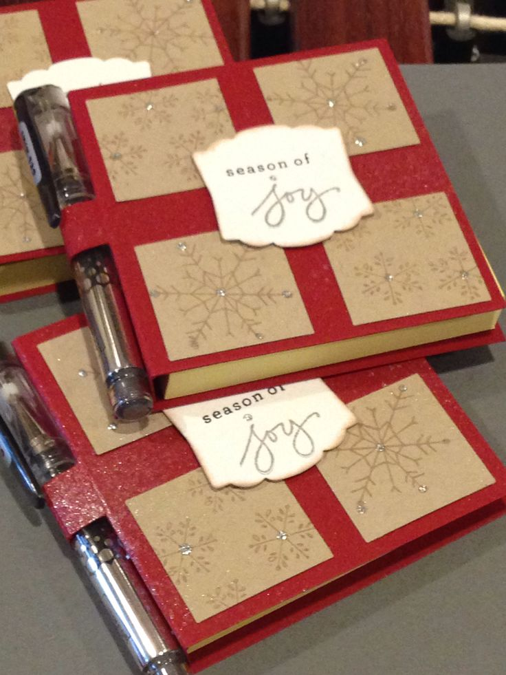 thecraftyyogi.blogspot.com Audra Monk, post it note holders, endless wishes SU