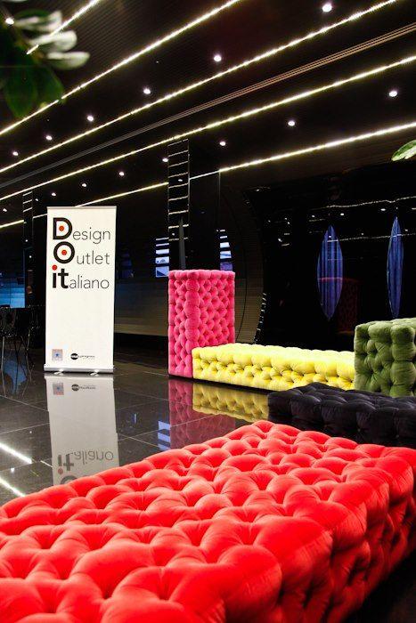 Press event in Boscolo Hotel (Milan)