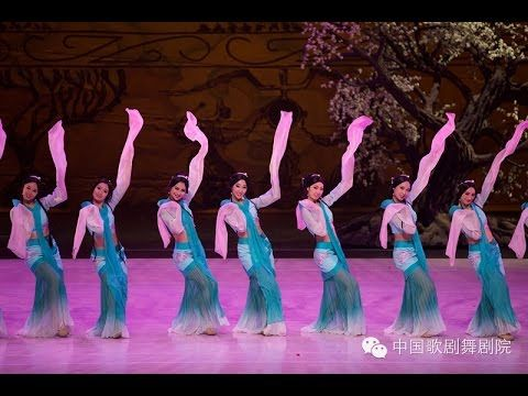 a9d7fd017 Beautiful Chinese Classical Dance【5】《采薇舞》B-1080p | Chinese Traditional Dance  | Dance, Chinese, Music