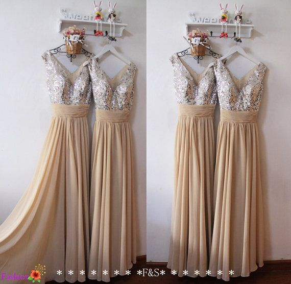 17 Best ideas about Sequin Bridesmaid Dresses on Pinterest ...