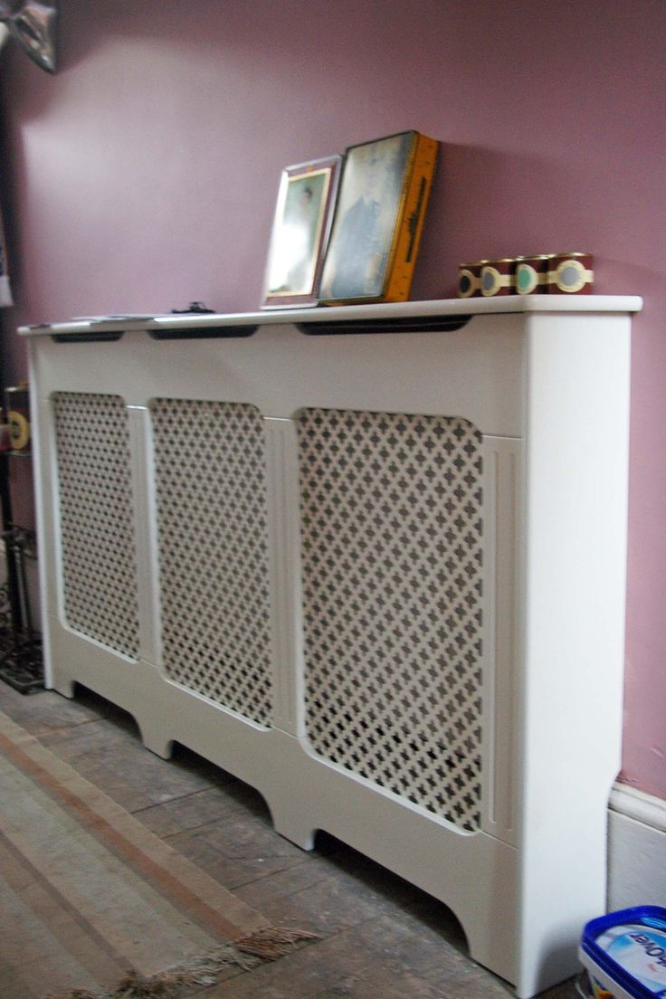 1000 Ideas About White Radiator Covers On Pinterest