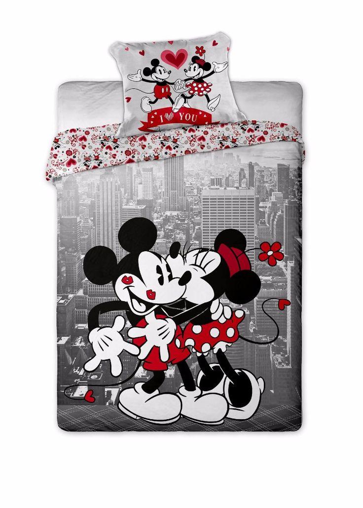 Dětské bavlněné povlečení 140×200 70×90 Mickey & Minnie v NY Pohodlné Dětské bavlněné povlečení 140×200 70×90 Mickey & Minnie v NY levně.Bavlněné povlečení na jednolůžko. Pro více informací a detailní popis tohoto povlečení přejděte na …