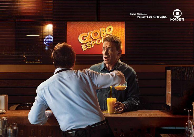 TV Globo Nordeste: Bartender