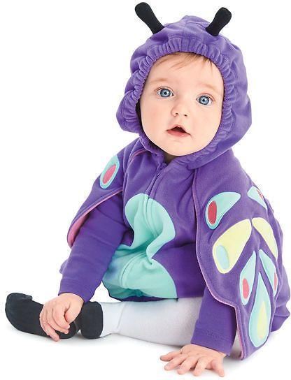 Baby Girl Little Butterfly Halloween Costume