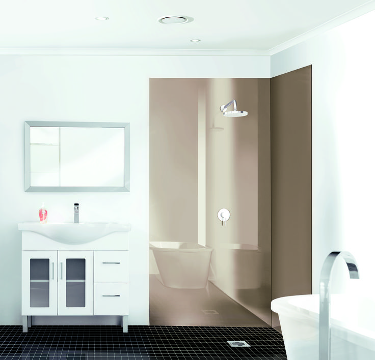 Lustrolite Is An Award Winning High Gloss Acrylic Wall Panel. Itu0027s The  Perfect Material To. SplashbackBathroom ...