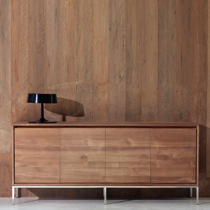 solid wood sideboard ethnicraft 3
