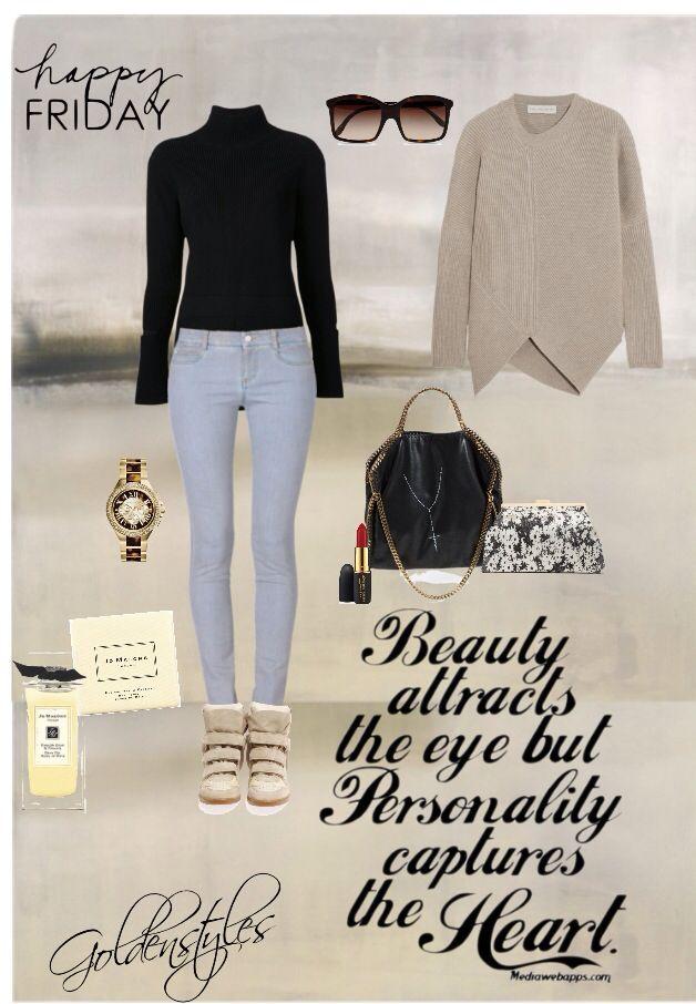 #goldenstyles #100clothinginspiration  #simpleoutfits #fashion