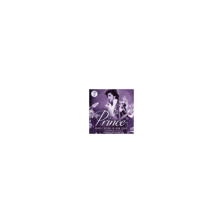 Prince - Purple reign in new york (CD)