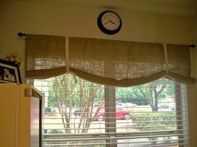 17 Best Images About Roman Shade On Pinterest Burlap