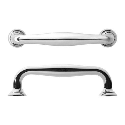 FÅGLAVIK Handtag - förkromad - IKEA