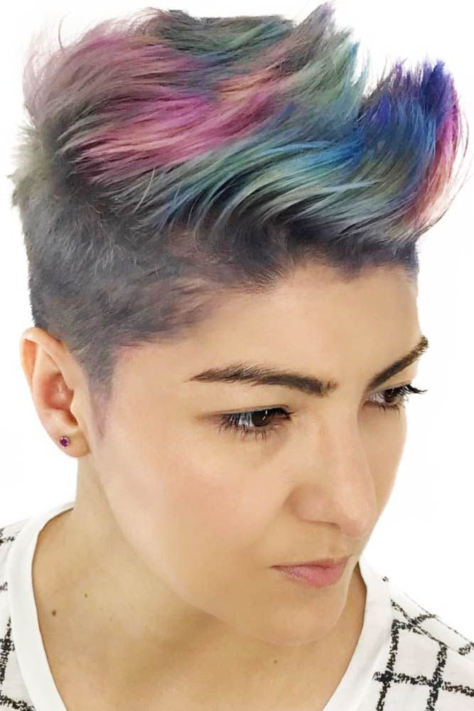 347 best images about Short Hair Styles on Pinterest   Hair, Hairstyles and Short hair styles