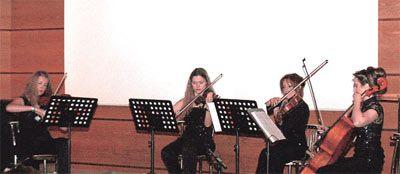 Mousa Quartet: Basında Biz