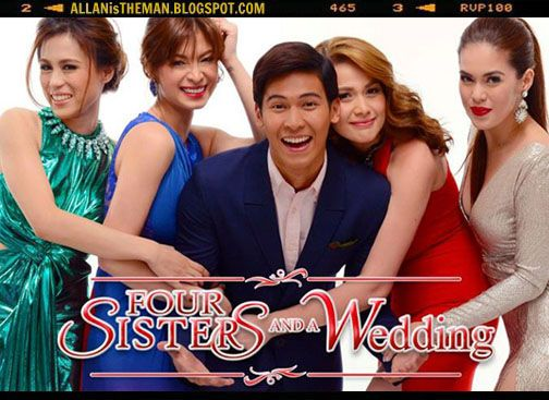 Watch Four Sisters And A Wedding 2013 Full Movie Online