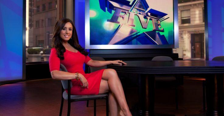 obama (barry soetoro) Takes Credit For Fox News' Success - Andrea Tantaros Responds!