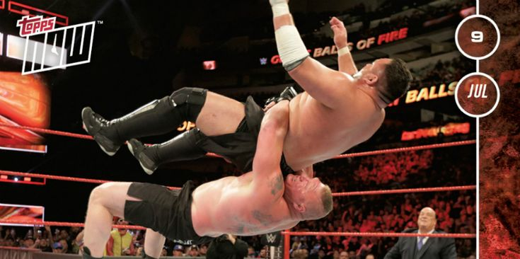 Our recap of Great Balls of Fire, maybe one of the best WWE PPV events.