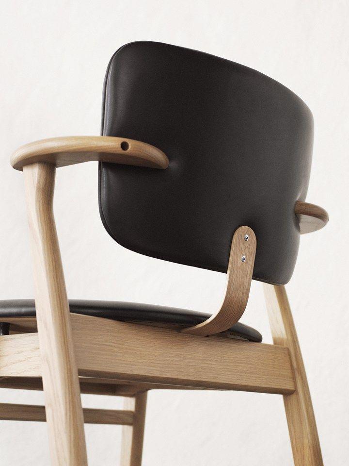 Artek presents the multi-purpose Domus Chair
