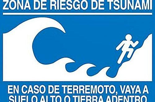 Alerta de tsunami en Chile, Perú y Ecuador