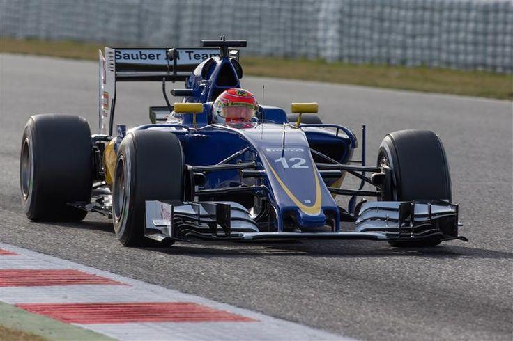 2016 Sauber C35 - Ferrari (Felipe Nasr)
