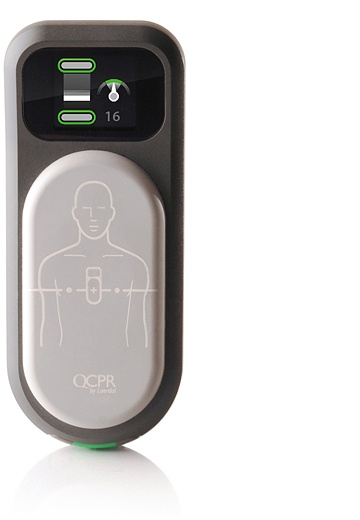 The Q-CPR measurement and feedback tool uniquely provides corrective guidance on both the compression and ventilation components of CPR to help you reduce the likelihood of hyperventilation during resuscitation.