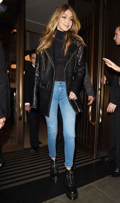 Gigi Hadid's laid-back yet polished style has always inspired our wardrobes….