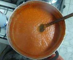 Receita de Molho de tomate para bife à parmegiana do Bar do Alemão - Show de Receitas