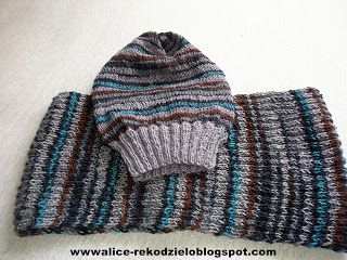 Alicjowe cudeńka: czapki