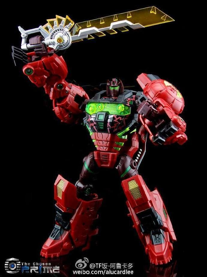 In Stock Transformers New Planet X PX-06B PX06B Hephaestus FOCON Limited Edition