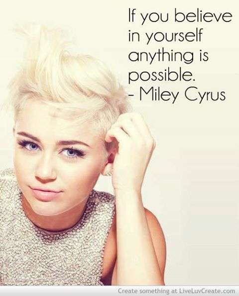 Miley cyrus possible video
