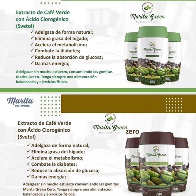 Marita Green Y Marita Green Zero Beneficios Del Cafe Cafe Colesterol
