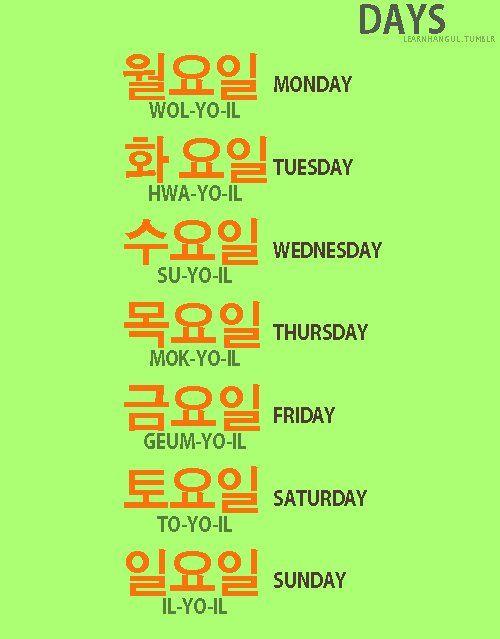 Korean words and phrases #JoinNerium ☀️ #Debb…